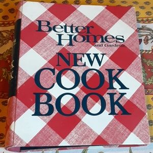 Better Homes NEW COOKBOOK 1968